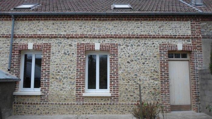 travaux de maçonnerie à Étrépagny